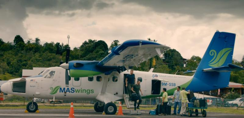 Too Gear on Twin Otter