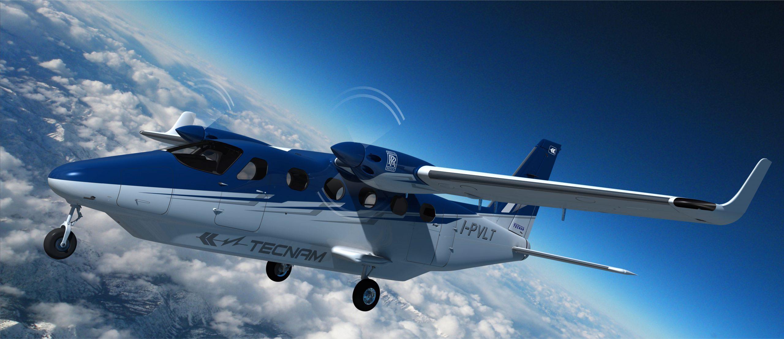 Montrose Global Zero Emission Aircraft